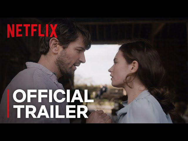 The Guernsey Literary and Potato Peel Pie Society | Official Trailer | Netflix
