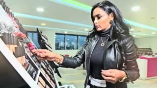 Ahood Al Anezi At Showroom عهود العنزي في شوروم بوتيكات