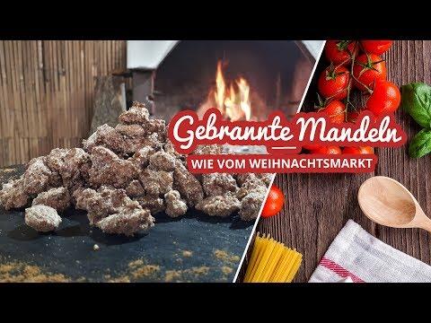 Gebrannte Mandeln Wie Vom Weihnachtsmarkt | Art Of BBQ