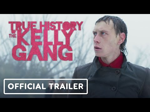 True History Of The Kelly Gang - Official Trailer (2020) George MacKay, Russell Crowe
