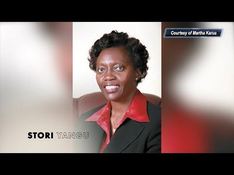 Martha Karua  – Stori Yangu | Maisha Magic East