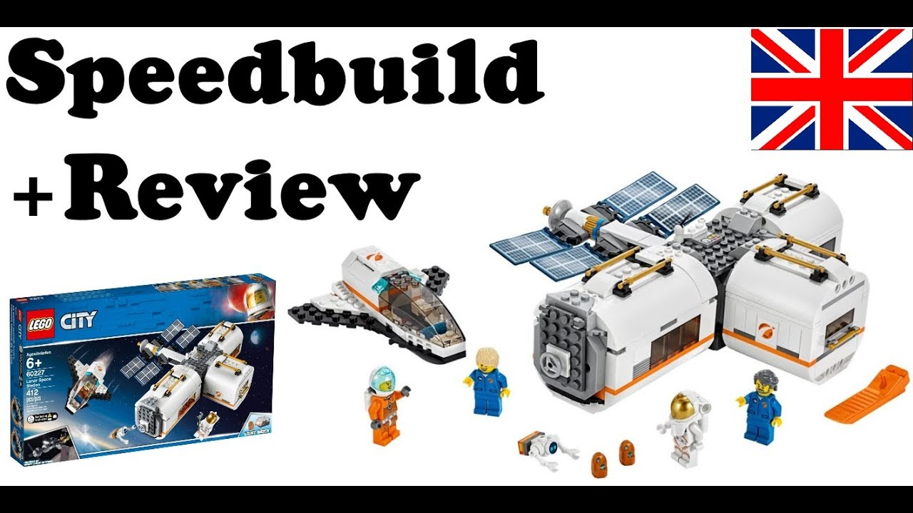 lunar space station lego review - photo #2