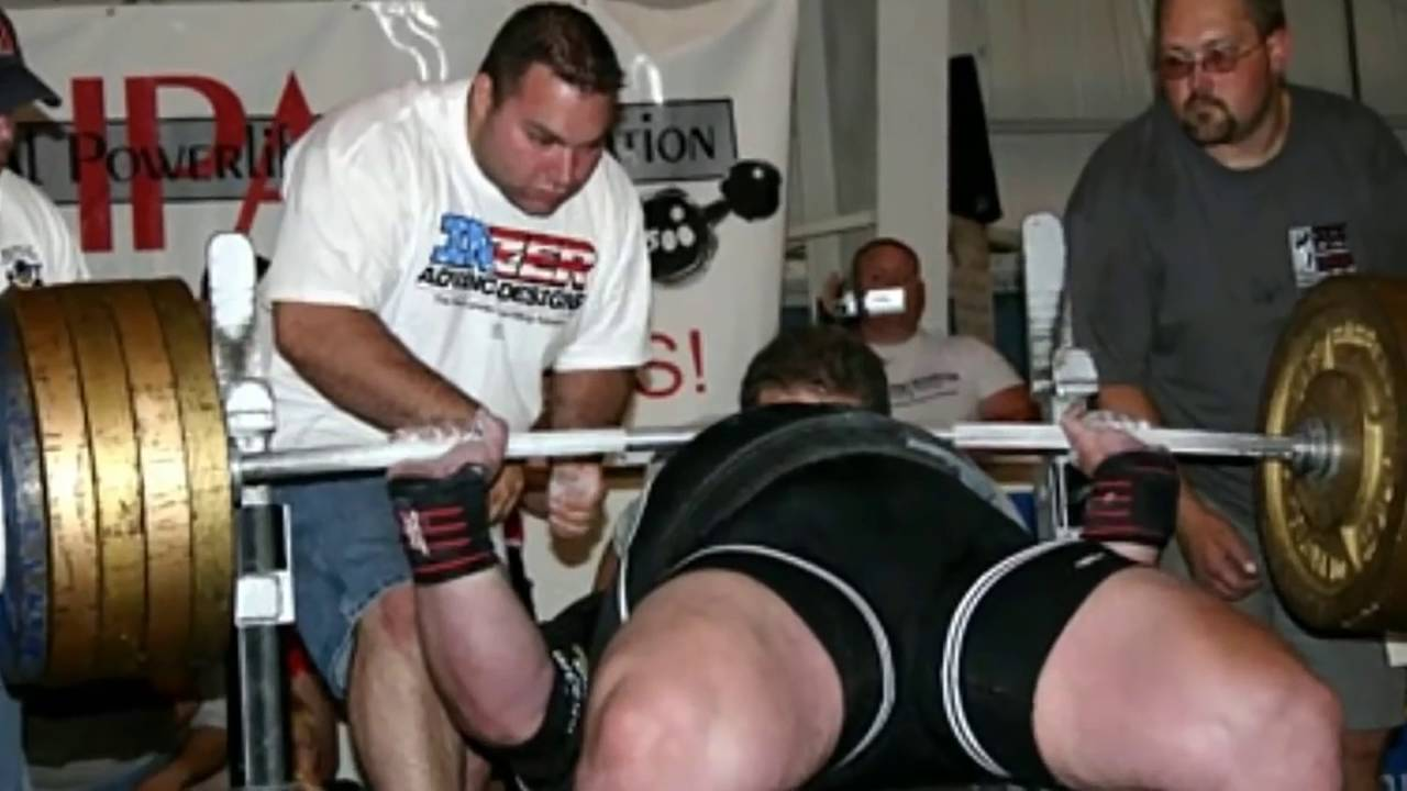 Bench Press World Record Part - 21: The Heaviest Bench Press World Records Compilation 458kg (1010lbs) U2013  548.8kg (1210lbs)