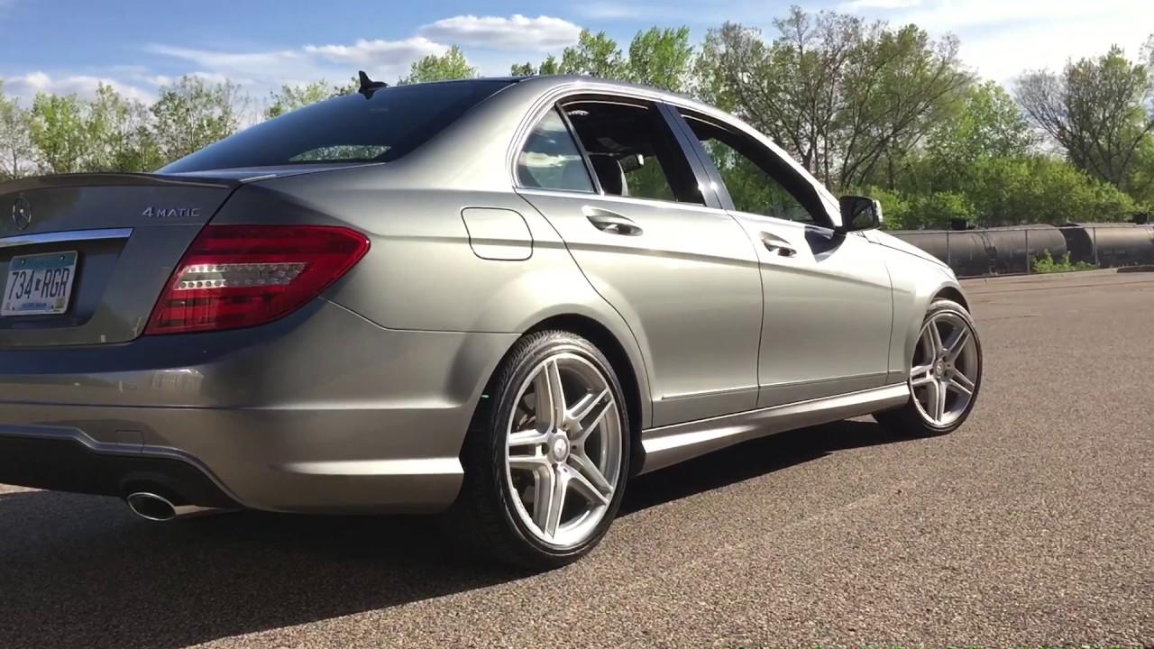 New Car! 2014 Mercedes-Benz C300 Sport - YouTube
