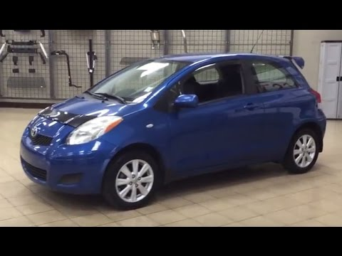Elegant 2009 Toyota Yaris Review