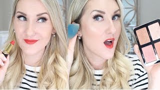 Video I WENT SHOPPING... THE PERFECT RED LIP, THE PERFECT PRIMER, & MORE download MP3, 3GP, MP4, WEBM, AVI, FLV September 2018