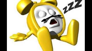 annoying alarm clock sound effect