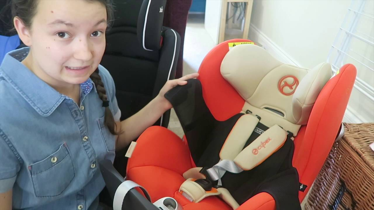 Car Seat Review On Cybex Sirona Joie Stages Recaro Young Hero And Halfords Essentials