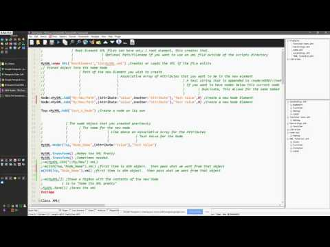 Parse XML with this amazing XML parsing class in AutoHotkey