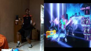Dance Central Crank That (Soulja Boy) HARD 100%
