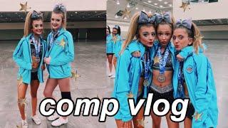 Cheer Comp Vlog!! American Championships 2019
