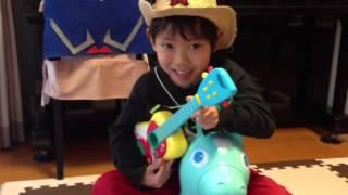 2013/2/28 5歳双子、ママの好きなニューロティカの歌もすぐ覚えてロディ...