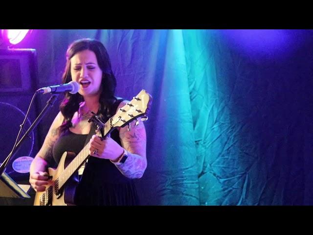 Quarter Bend Guitar Studio - Student Performance - Brittany L. Sings