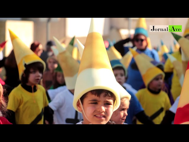 Carnaval trouxe cerca de 3500 as ruas de Santo Tirso