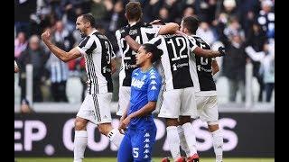 Juventus - Sassuolo 7-0 (04.02.2018) 4a Ritorno Serie A (Ampia Sintesi).