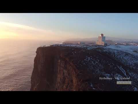PUTV VISUALS // Iceland (Dyrhólaey)