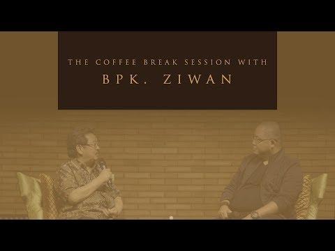 TABLE 39 COFFEE BREAK WITH Bpk . Ziwan