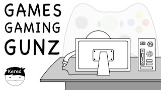 My Gaming Addiction