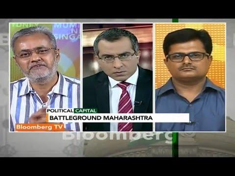Political Capital- Don't See Clean Sweep For BJP-Shiv Sena Alliance: Girish Kuber
