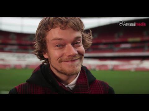 Alfie Allen  Why I'm Arsenal