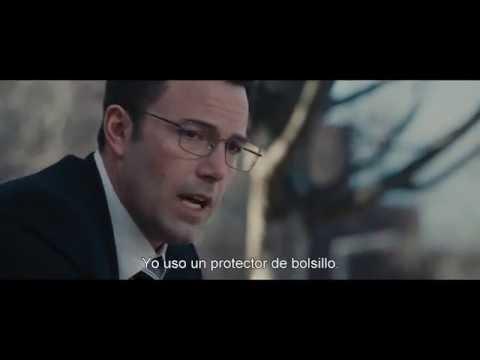 """""""El Contador"""". Trailer #2. Oficial Warner Bros. Pictures (HD/Subtitulado)"""