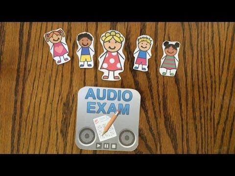 Meet Audio Exam Creator & Player
