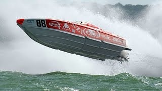 OSG Donzi ZR Racing - Powerboat P1 Evolution World Championship