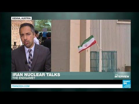Iran nuclear talks: is it the endgame? FRANCE24's Marc Perelman asks Trita Parsi