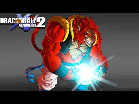 GREAT APE SSJ4 GOGETA! Limit Breaker SSJ4 Oozaru Gogeta Is Born | Dragon Ball Xenoverse 2 Mods