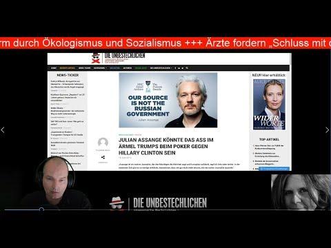 Freie XXXXX News: Geschlechtsumwandlungen bei Dreijährigen, Assange  u.a.