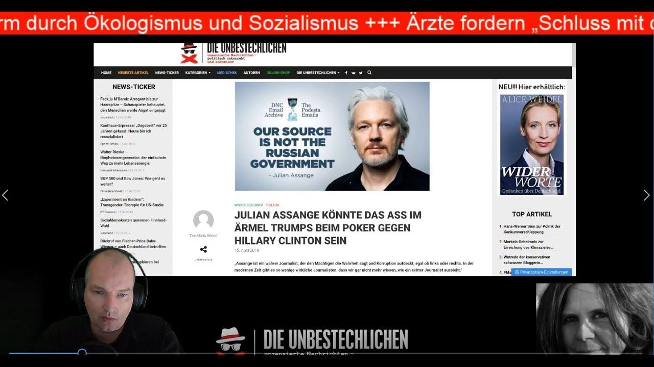 Die Unbestechlichen.Com