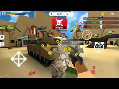Block Gun Sawed-Off Gameplay