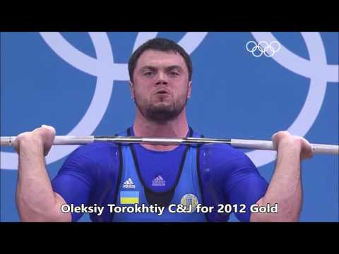 Ultimate Olympic Weightlifting Motivation