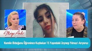Hamile olduğunu öğrenince kaybolan 15 yaşındaki Zeynep - Müge Anlı ile Tatlı Sert 31 Mayıs 2019