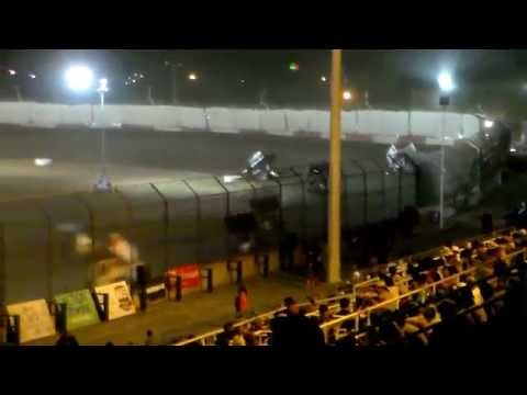 King of the West - Thunderbowl Raceway - Peter Murphy Classic