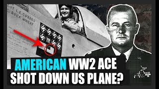 WW2 Ace pilot SHOT DOWN U.S. plane!