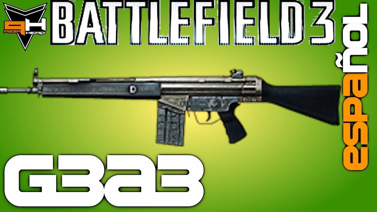 G3A3 Reseña Battlefield 3 [ Español - 177.4KB