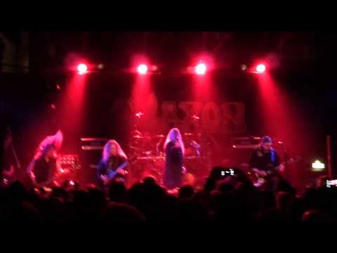 Saxon - Poppodium Romein, Leeuwarden, Netherlands, 6 March, 2014 (part 1)