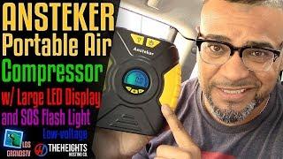 Ansteker Portable Air Compressor 💨 : LGTV Review