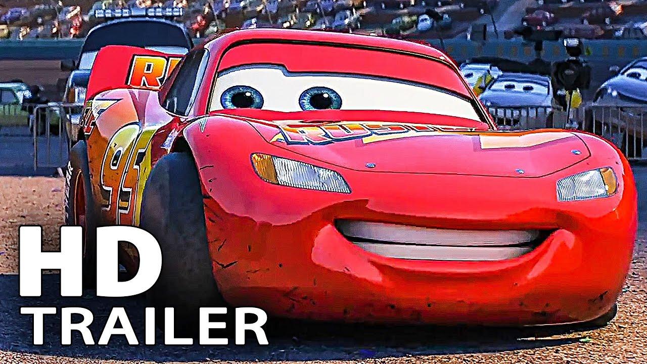 CARS 3 - Rivalry Trailer (2017)