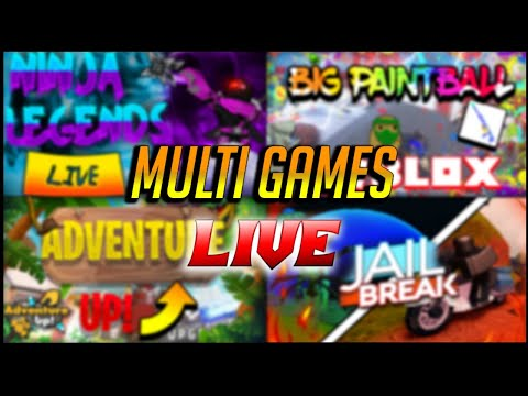 Roblox Multi Games❖ Playing With Cool Fans ❖ Happy New Years/Eve ❖ Streak: 1
