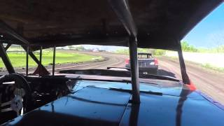 Fiesta City Speedway 2016 Test and Tune Jeremy Grinager Run 2