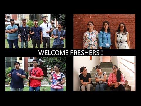 Freshers 2018 Introduction | PEC | Fun Video