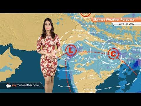 Weather Forecast for July 23: Rain in Lucknow, Kolkata, Gujarat, Rajasthan