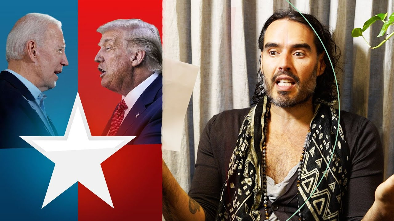 Biden VS Trump - What Result Will Heal America? | Russell Brand