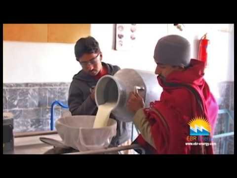 Solar Powered Milk Chiller Sargodha, Punjab