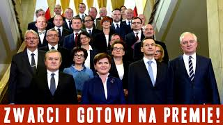 Komunikat Ministerstwa Prawdy nr 687: Premie dla ministrów