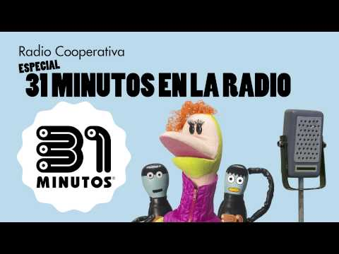 Radio Cooperativa - Especial 31 minutos en la radio