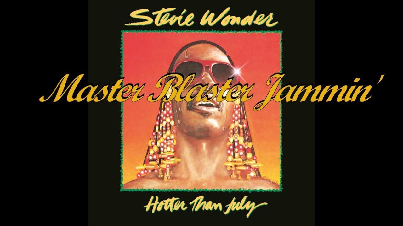 stevie master blaster jammin hd lyrics youtube
