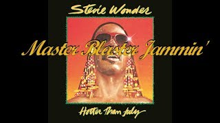 Download Stevie Wonder - Master Blaster Jammin' HD lyrics MP3 song and Music Video